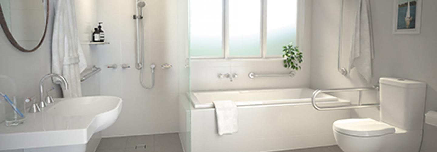 A BATHROOM TO SUIT YOUR NEEDS Caroma Adorable A Bathroom